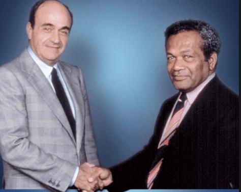 26 juin 1988 La Calédonie retrouve la paix civile