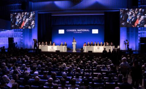 """Le Conseil National """"Les Républicains"""" réuni le 14 janvier"""