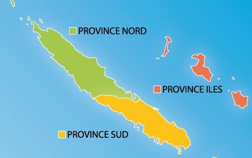 KOUAOUA, SLN : «L'INSOLIDARITÉ» DES PROVINCES