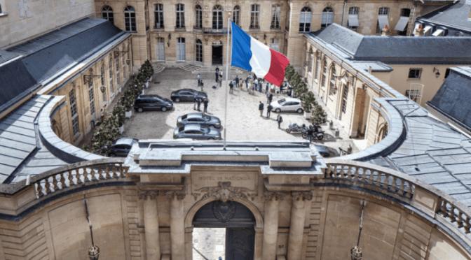 LA FRANCE, À NOS CÔTÉS, ACCEPTE QUE LA CALÉDONIE BÉNÉFICIE DU FONDS DE SOLIDARITÉ NATIONALE