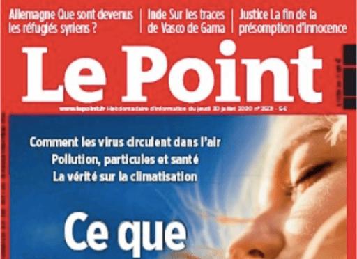 L'INDÉPENDANCE EST DÉMODÉE par Le Point