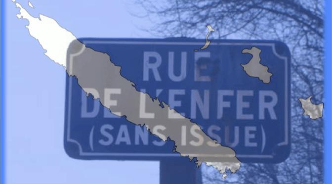 NOUVELLE-CALÉDONIE : L'IMPASSE