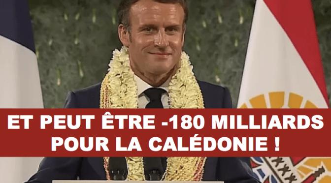 36 MILLIARDS POUR LA POLYNÉSIE : L'ENGAGEMENT DE MACRON