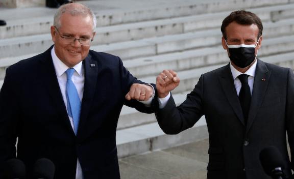 L'OPPOSITION AUSTRALIENNE DEMANDE LE RÉTABLISSEMENT DES BONNES RELATIONS AVEC LA FRANCE