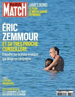ZEMMOUR /SARAH KNAFO EN UNE DE MATCH : QUI EST-ELLE ?