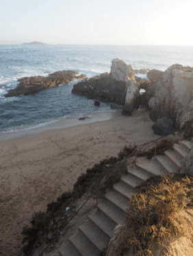 Praia do Salto, Porto Covo