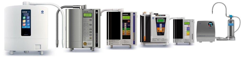 Enagic Machines Kangen Water