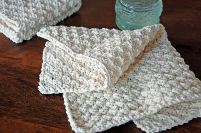 partially folded washcloth-1