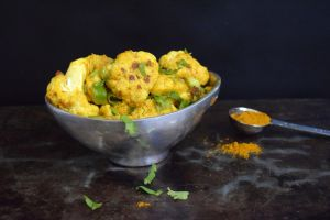 curried cauliflower salad1