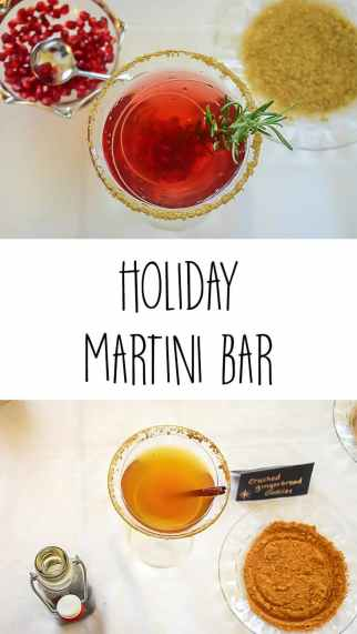 Is it just me, or are Martinis absolutely necessary for any proper Holiday Party? If you agree with me, there re some great ideas and recipes here for your Christmas holiday entertaining.