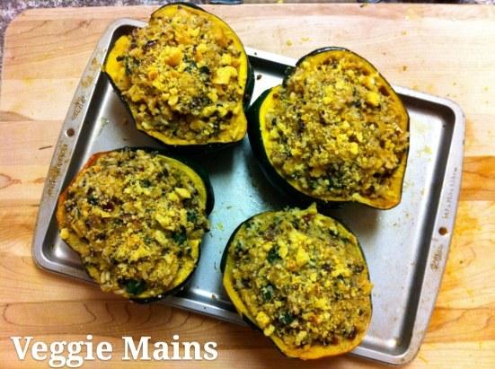 veggie mains for thanksgiving
