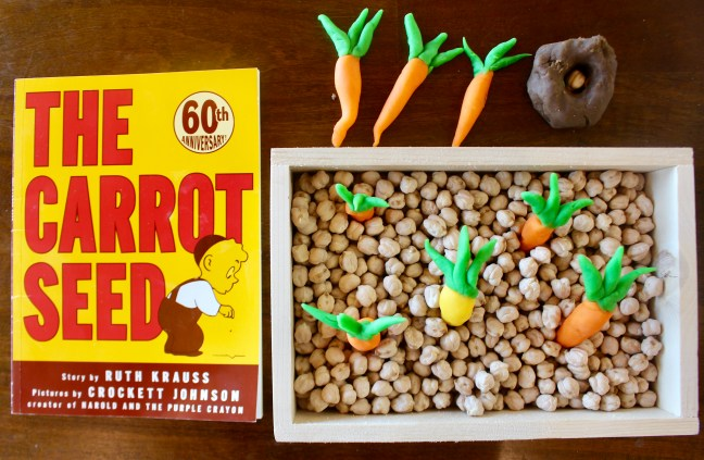 the carrot seed preschool