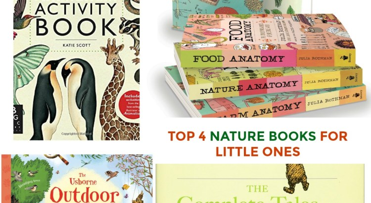 NATURE BOOKS GIFTS