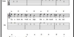 a charlotte mason music lesson