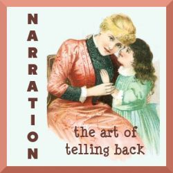 a charlotte mason narration lesson