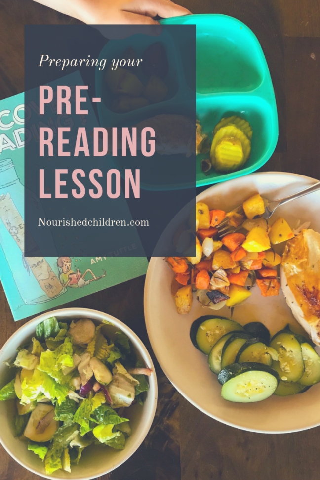 Pre-Reading Lesson