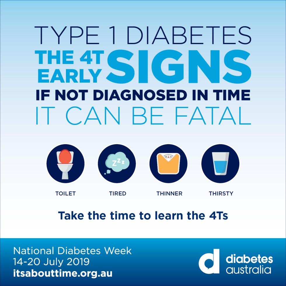 diabetes t1