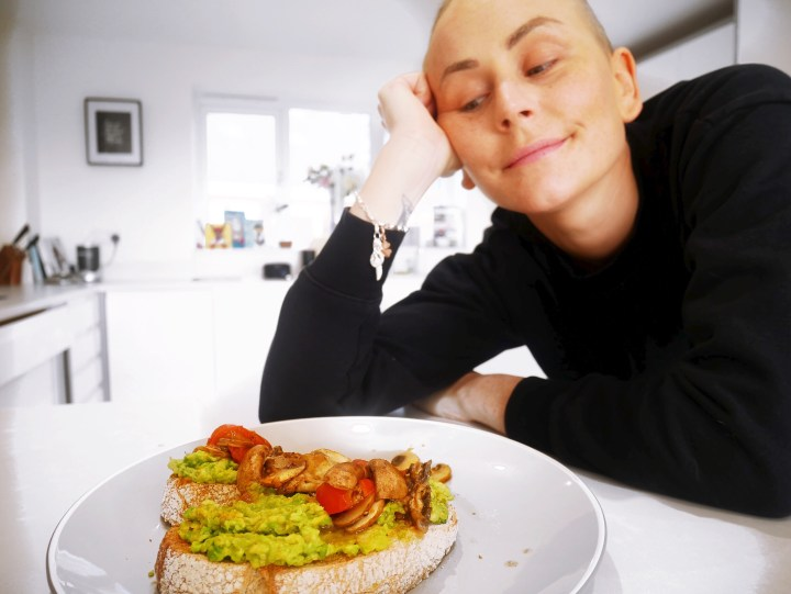 Nutrition and Cancer : The healthiest version of myself I can be