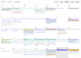 A month in a Dietetic Intern's life