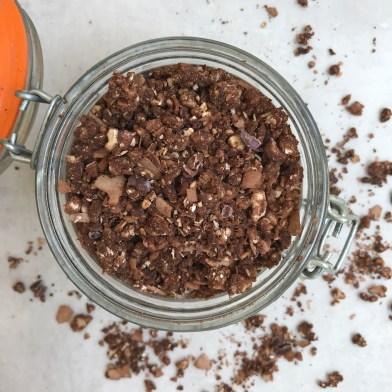 Cacao and Maca Raw Nola