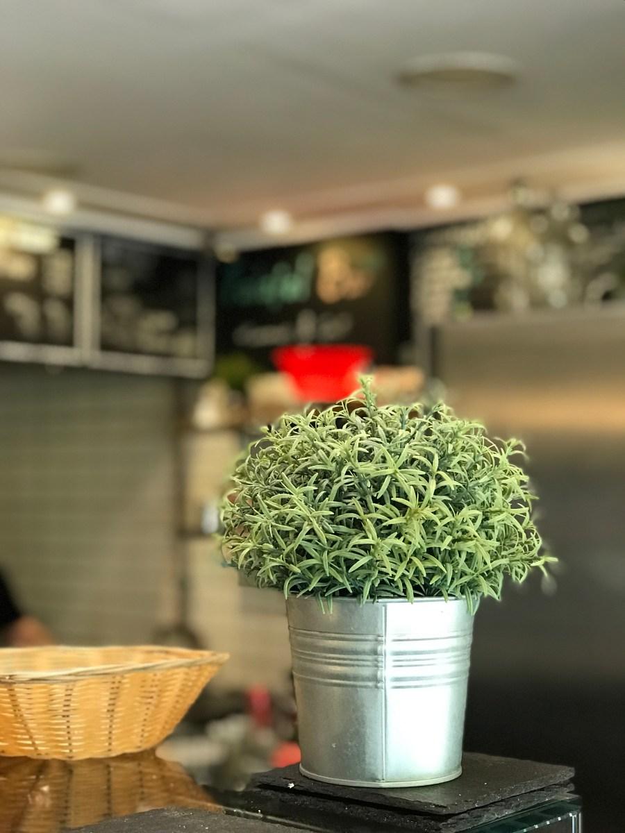 Budapest - Falafel Bar