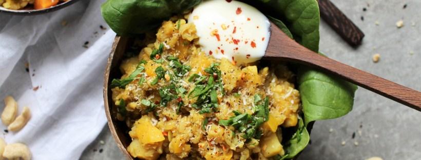 Nourishing Kitchari