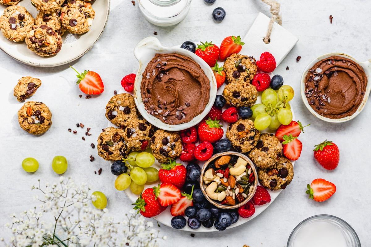 Vegan Dessert Board