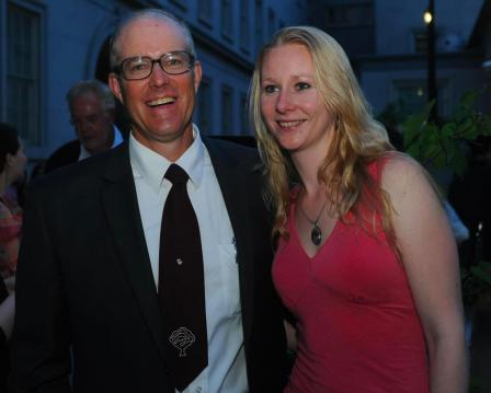 Joel Salatin And Liz Reitzig