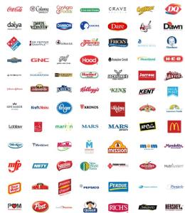 Global Food Forum 2018 Sponsors