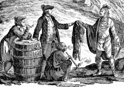Colonial Traders and Native Americans