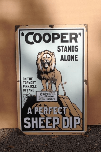 Cooper Sheep Dip