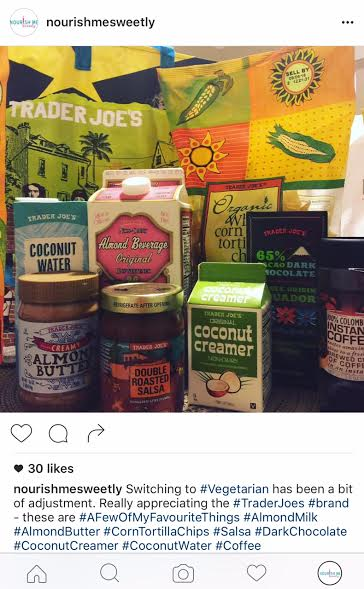 A Few of My Favorite Things from Trader Joe's