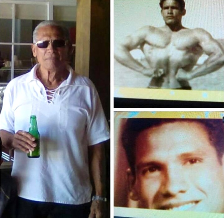 Body Building Guru with 58 Years in the Business of Fitness