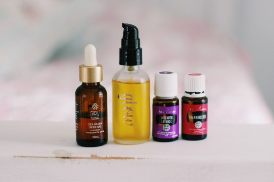 Glow - rejuvenating facial oil