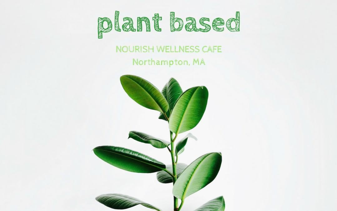 Plant Based Cafe Arrives in Northampton: Nourish Yourself at Nourish