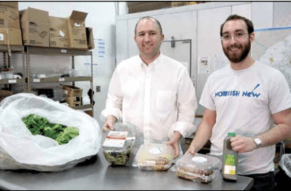 (NORTH POTOMAC TIMES) Nourish Now Reduces Food Insecurity by Reducing Food Waste (p.16)