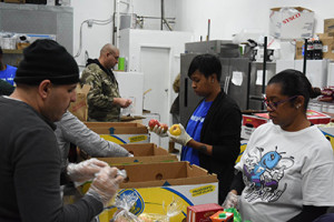 (THE TOWN COURIER) Nourish Now Launches Food With Dignity Program