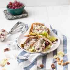 Chicken Salad | www.nourishnutritionblog.com