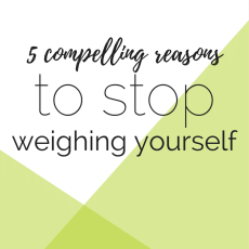 5 compelling reasons to stop weighing yourself | weigh yourself | health