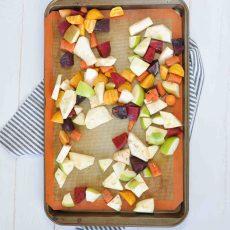 Easy Sheet Pan Roasted Vegetables | easy | recipe | fall