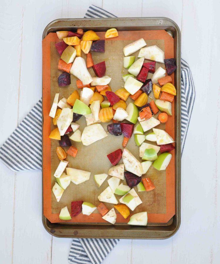 Easy Sheet Pan Roasted Vegetables | easy | recipe | fall