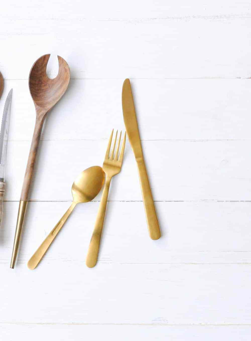 Utensils for Food Photography