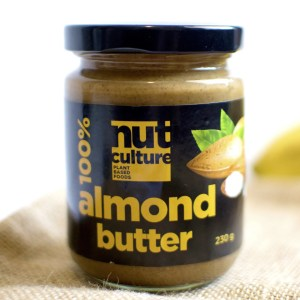 almond butter nut culture