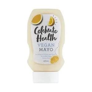 vegan mayonnaise celebrate health