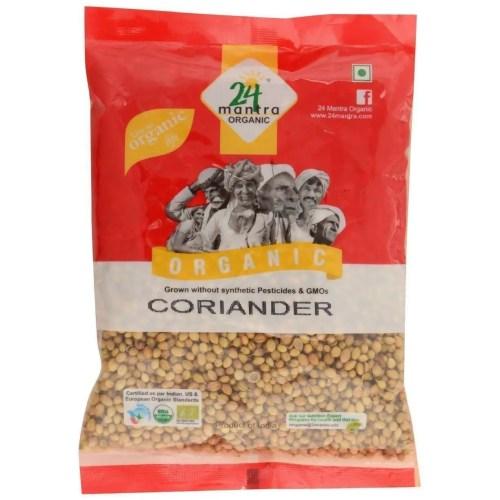 24 mantra organic coriander