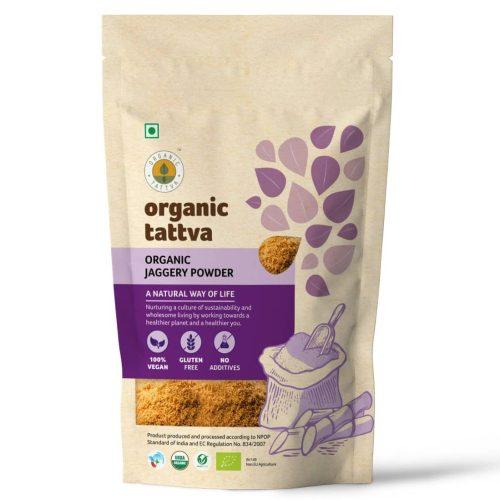 Organic Tattva Organic Jaggery Powder