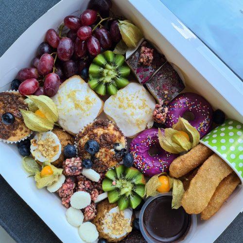 vegan dessert platter large