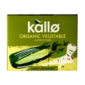 kallo veg stock cubes