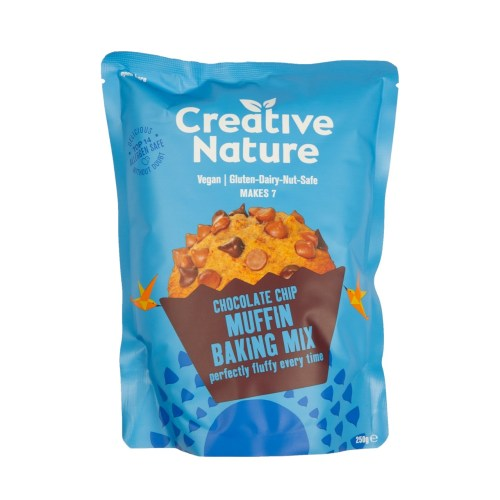 Creative Nature Chocolate Chip Muffin Mix