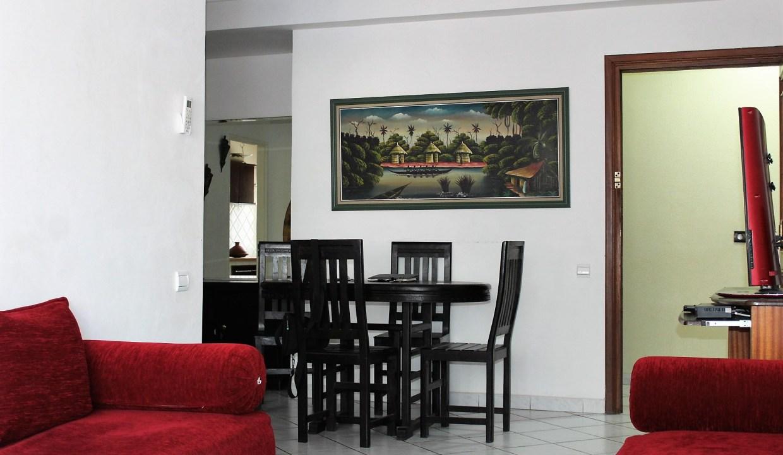 location d'un appartement meublé en parfait état